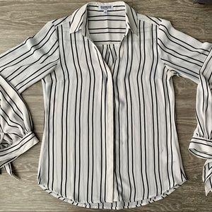 Express | Portofino Slim Fit Shirt XS |